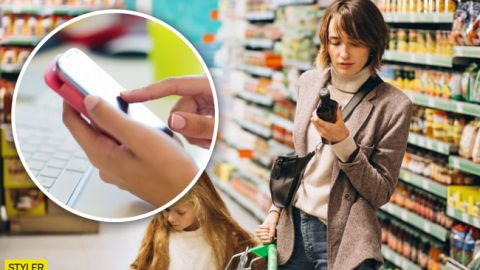 Пользуйтесь мобильными приложениями для определения качества продуктов.